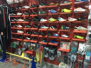 Спортивная профессиональная обувь, Azteca