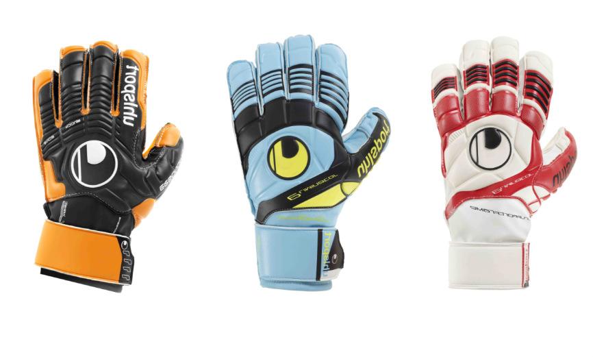 vratarskie-perchatki-uhlsport Вратарские перчатки: выбираем подходящие