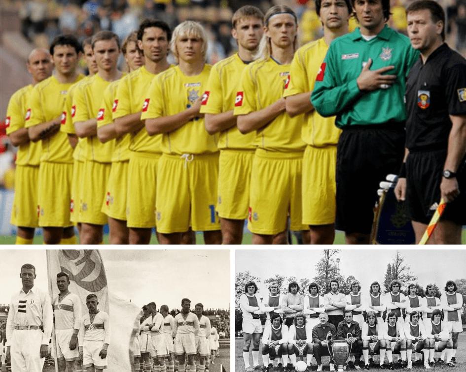 Istorija-futbolnoj-formy-min История появления и развития футбольной формы